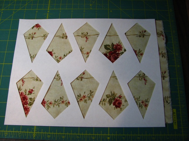 A Machine Pieced Star (16)
