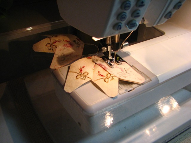 A Machine Pieced Star (4)